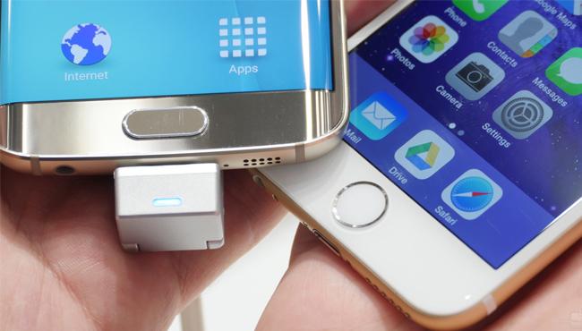 iPhone 6s y Galaxy S7: comparando las cámaras