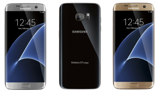 Samsung Galaxy S7 y S7 Edge, arriban para competir con Apple