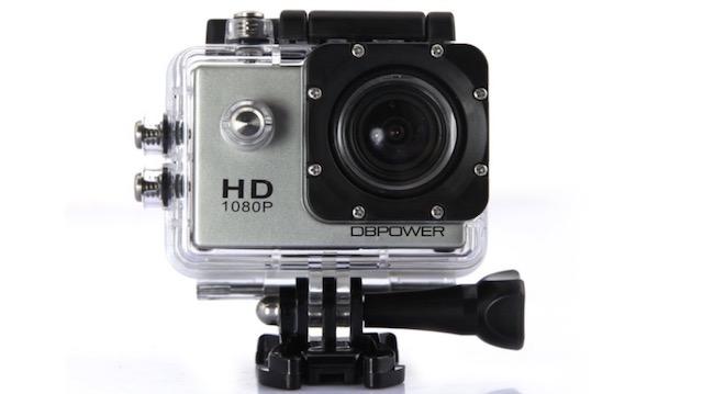 DBPOWER 12MP 1080P HD camara
