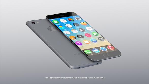 Aparecen rumores de un iPhone 7 superfino