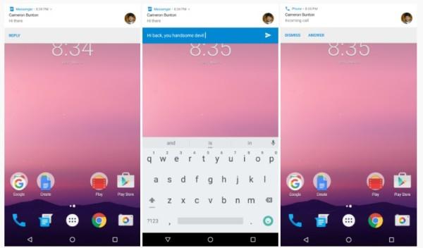notificaciones android n