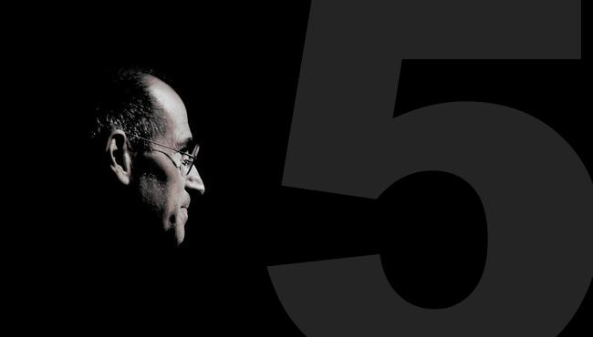 5 productos de Apple que no hubieran visto la luz con Steve Jobs