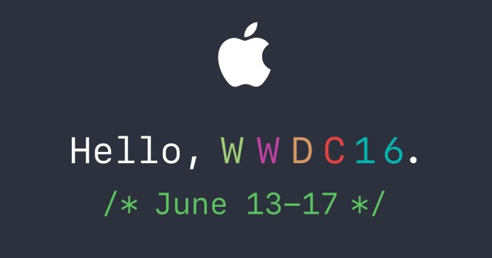 Siri nos presenta la WWDC 2016