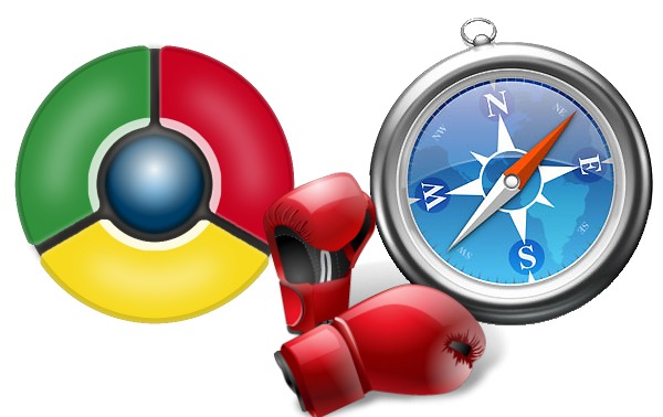 Safari vs Chrome. La eterna batalla en el mundo Apple [Encuesta]