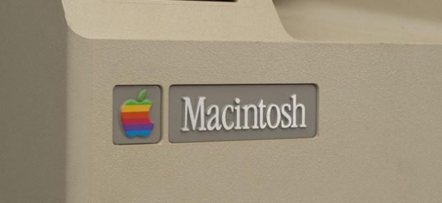 El Macintosh conjuga belleza externa e interna, tanto en el soft como en los componentes.