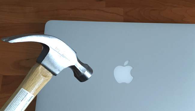 MacBook Pro-blemas: bloqueos con OS X 10.11.4