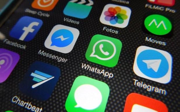 mensajes apps