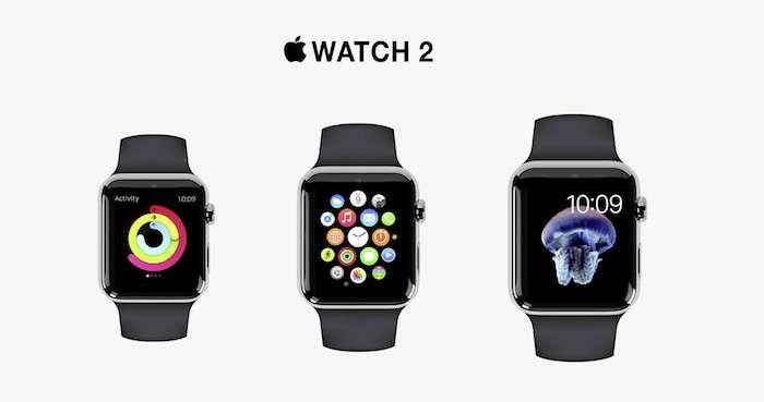 Apple Watch 2 llegaría con cámara y nuevos botones