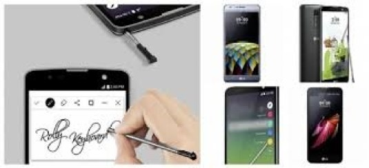 LG Stylus 2 4G y su pluma digital