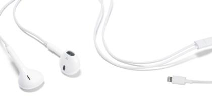 earpods con conector lightning