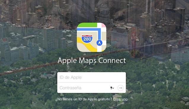 mapas apple connect wwdc