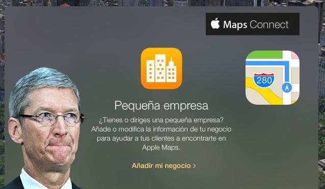 Apple Mapas abierta a desarrolladores con iOS 10 y macOS