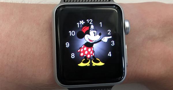 Apple watch watchos3