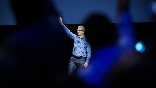 Apple Crece