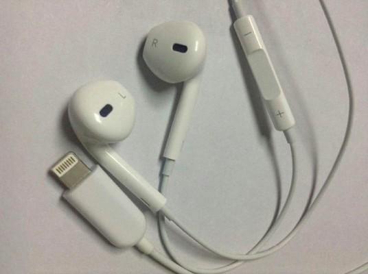 iPhone 7: fotos filtradas revelan cómo serán los auriculares…