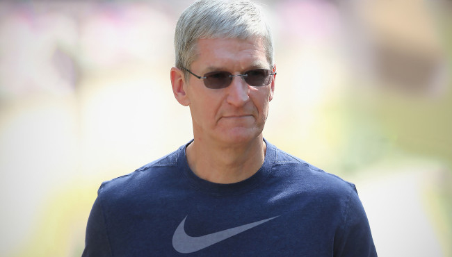 Nike: Tim Cook fue nominado Lead Independent Director