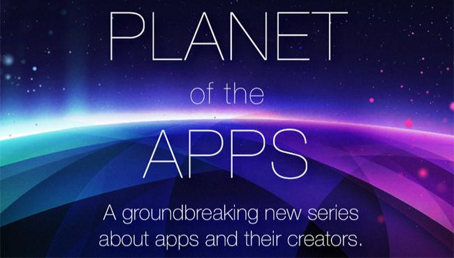 Planet of the Apps: un reality show producido por Apple