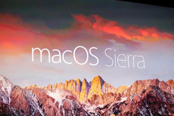 La beta 8 de macOS Sierra corrige pequeños errores