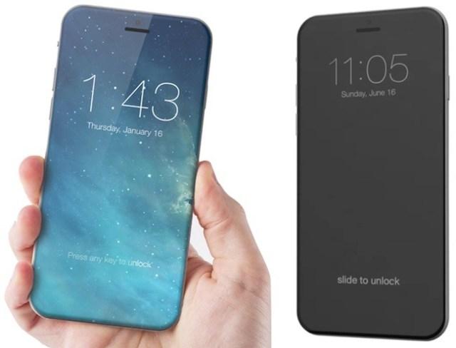 iPhone 8 - un nuevo concepto por sus 10 años