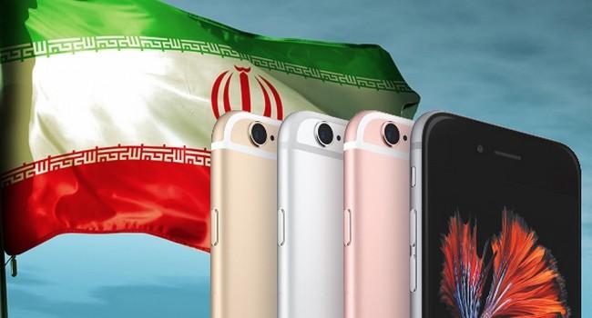 Irán permitirá la importación del iPhone