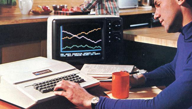 Apple II: sistema operativo actualizado 23 años después