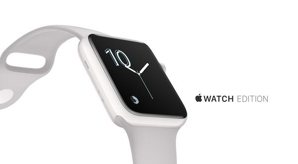 Apple Watch Edition - Cerámica Brillante
