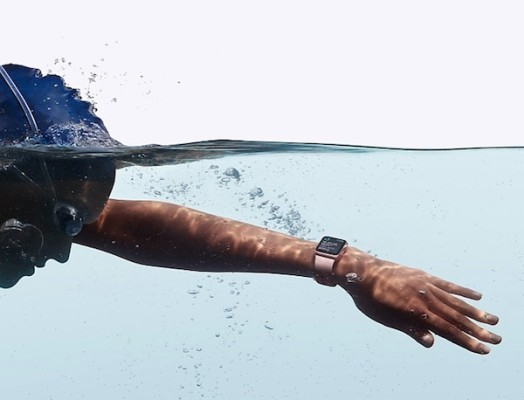 Apple Watch 2 - Resistente al agua