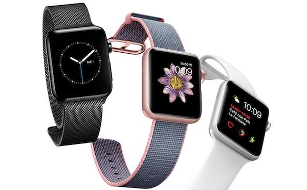 Apple Watch 2 - pantalla brillante de 100 nits