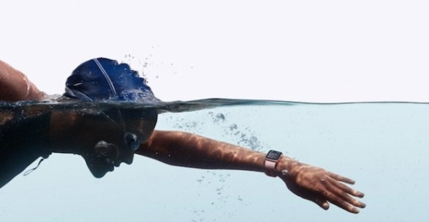 Apple Watch - exercise swimming