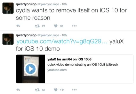 Luca-Todesco-Cydia-iOS-10-problems