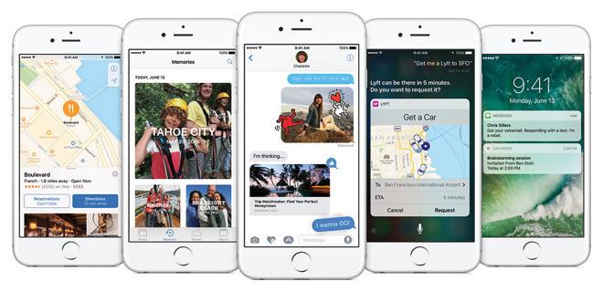 iOS 10 alcanza el 34% de adopción en dispositivos Apple compatibles