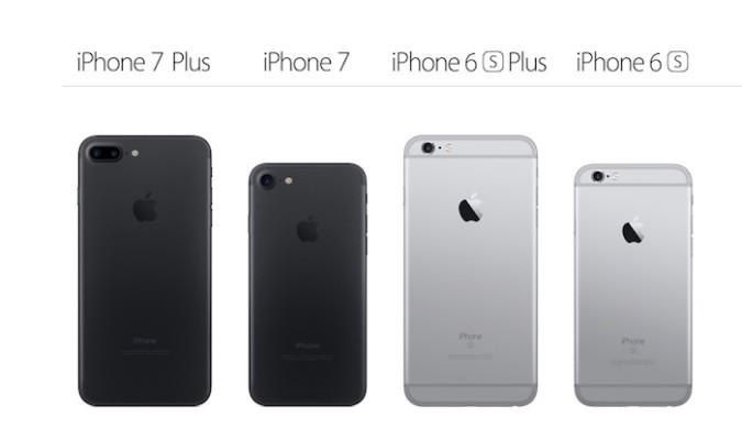 iPhone 7 Vs iPhone 6s, ¿Cual sería la mejor elección?