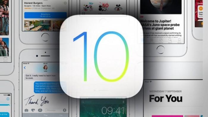 Apple lanza la beta 5 de iOS 10.2