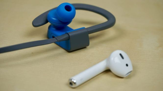 AirPods y Powerbeats3