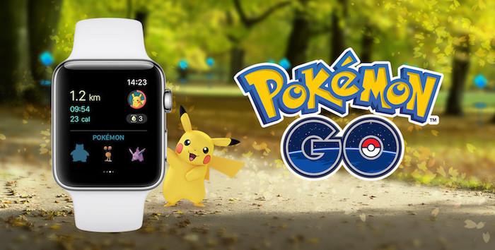 Pokémon Go: Apple Watch se une a la búsqueda Pokémon