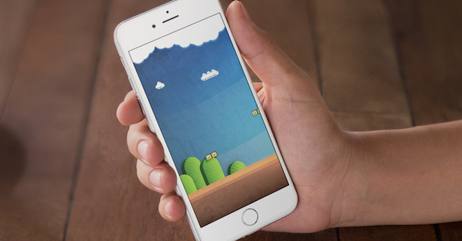 Super Mario el nuevo fondo de pantalla de tu dispositivo iOS