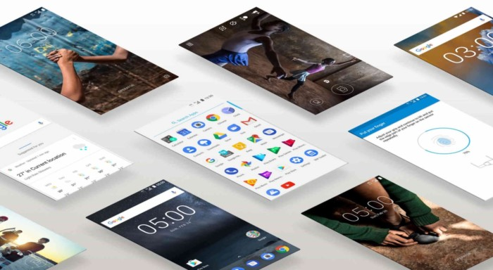 Android puro Nokia