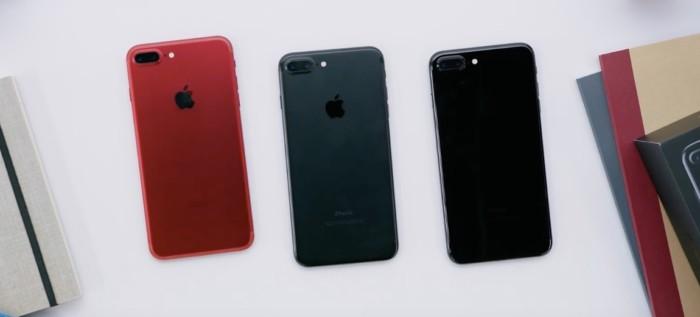 El primer unboxing del iPhone 7 (PRODUCT) RED ya está disponible en YouTube