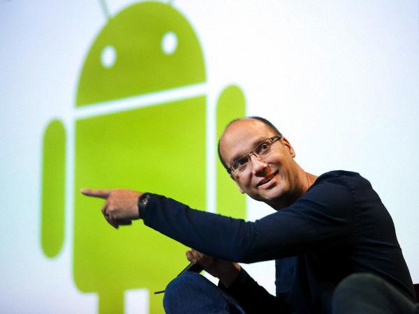 Un ex empleado de Google y creador de Android filtra su nuevo teléfono inteligente sin marcos.