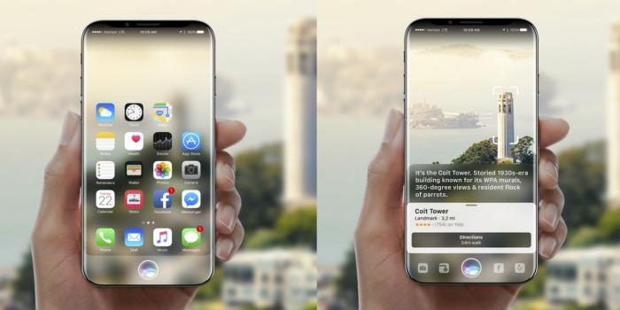 iPhone 8: se afianzan los rumores sobre el diseño y su doble cámara vertical
