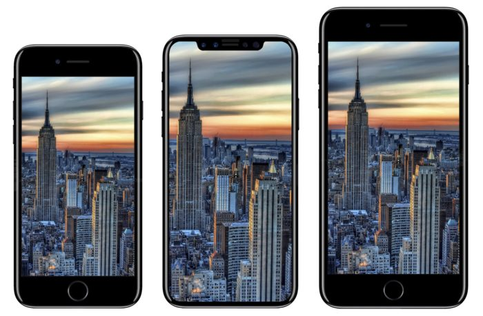 Posibles iPhone 7s, 7s Plus y 8