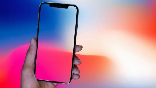 El fondo de pantalla del iPhone X para tu dispositivo móvil