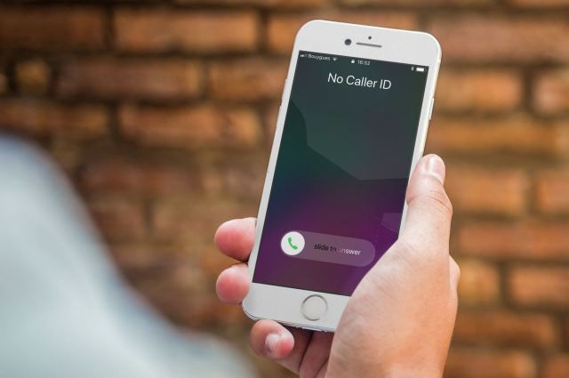 Llamada oculta en iPhone