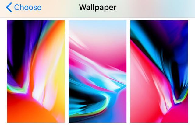 Nuevos wallpapers iOS 11.2