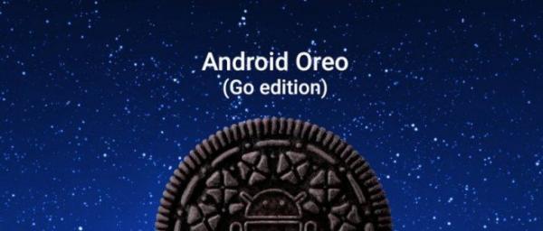 Google lanza Android Oreo para teléfonos inteligentes de nivel de entrada.