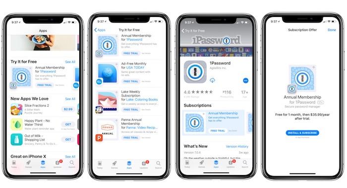 Nueva seccion de la App Store de Apple