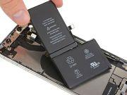 iPhone X batería