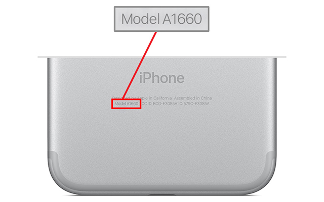 Programa de reemplazo iPhone 7