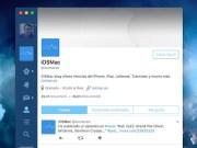 Twitter para macOS iosmac