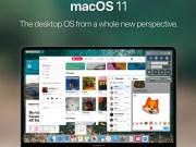 Concepto de MacOS 11